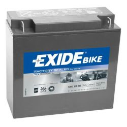 BATTERIE EXIDE GEL12-16