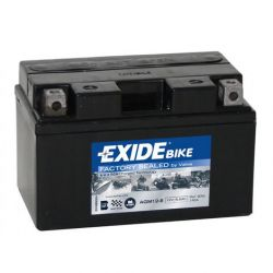 BATTERIE EXIDE AGM READY AGM12-8