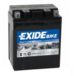 BATTERIE EXIDE AGM READY AGM12-14