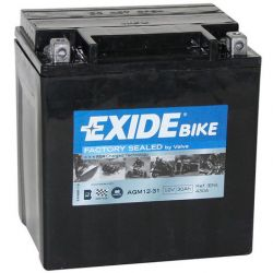 BATTERIE EXIDE AGM READY AGM12-31