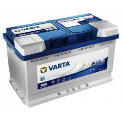 BATTERIE VARTA START STOP EFB N80 12V 80AH 800A
