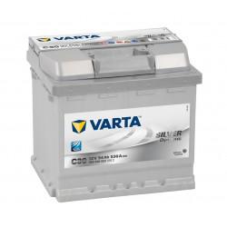 Autre photographie de BATTERIE VARTA SILVER DYNAMIC C30 12V 54AH 530A