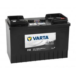 Aperçu du produit BATTERIE VARTA PROMOTIVE BLACK I18 12V 110AH 680A