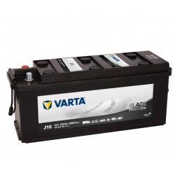 Aperçu du produit BATTERIE VARTA PROMOTIVE BLACK J10 12V 135AH 1000A