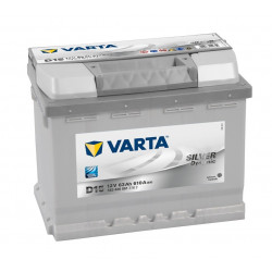 Aperçu du produit BATTERIE VARTA SILVER DYNAMIC D15 12V 63AH 610A