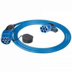 CABLE DE RECHARGE MENNEKES MODE 3 TYPE 2 20A MONO 7.5M