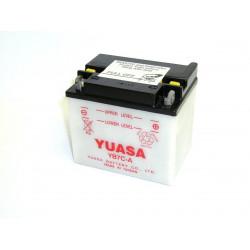 Aperçu du produit BATTERIE MOTO YUASA YB7C-A 12V 8AH 75A