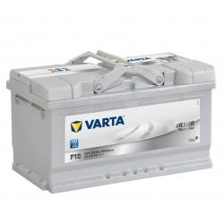 Aperçu du produit BATTERIE VARTA SILVER DYNAMIC F18 12V 85AH 800A