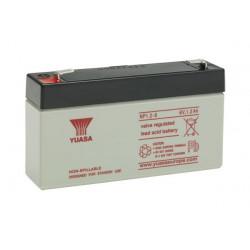 Aperçu du produit BATTERIE YUASA  NP1.2-6