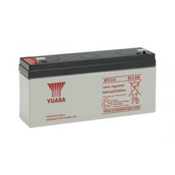 Aperçu du produit BATTERIE YUASA  NP2.8-6