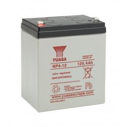 Aperçu du produit BATTERIE YUASA NP4-12