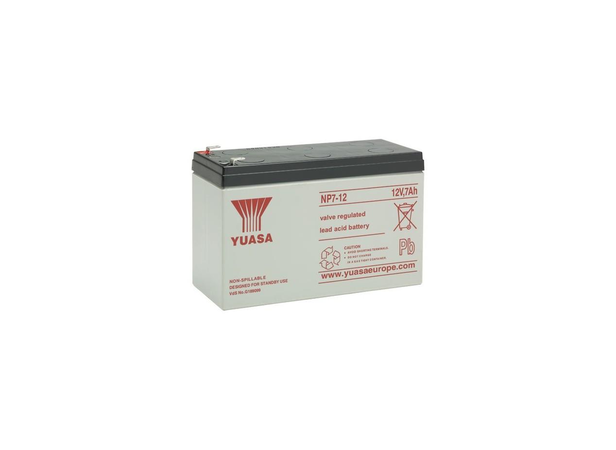 Aperçu du produit BATTERIE YUASA  NP7-12