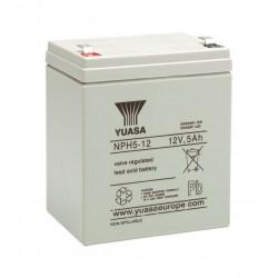 Aperçu du produit BATTERIE YUASA  NPH5-12