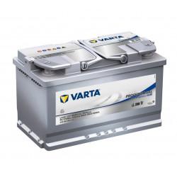 Aperçu du produit BATTERIE DECHARGE-LENTE VARTA AGM LA80 12V 80AH 800A