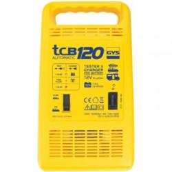 Aperçu du produit CHARGEUR DE BATTERIE AUTO GYS TCB 120 AUTOMATIC