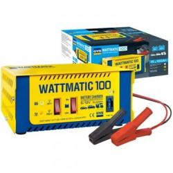 Aperçu du produit CHARGEUR DE BATTERIE GYS WATTMATIC 100 6/12 VOLTS