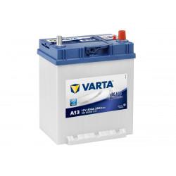 Aperçu du produit BATTERIE VARTA BLUE DYNAMIC A13 12V 40AH 330A