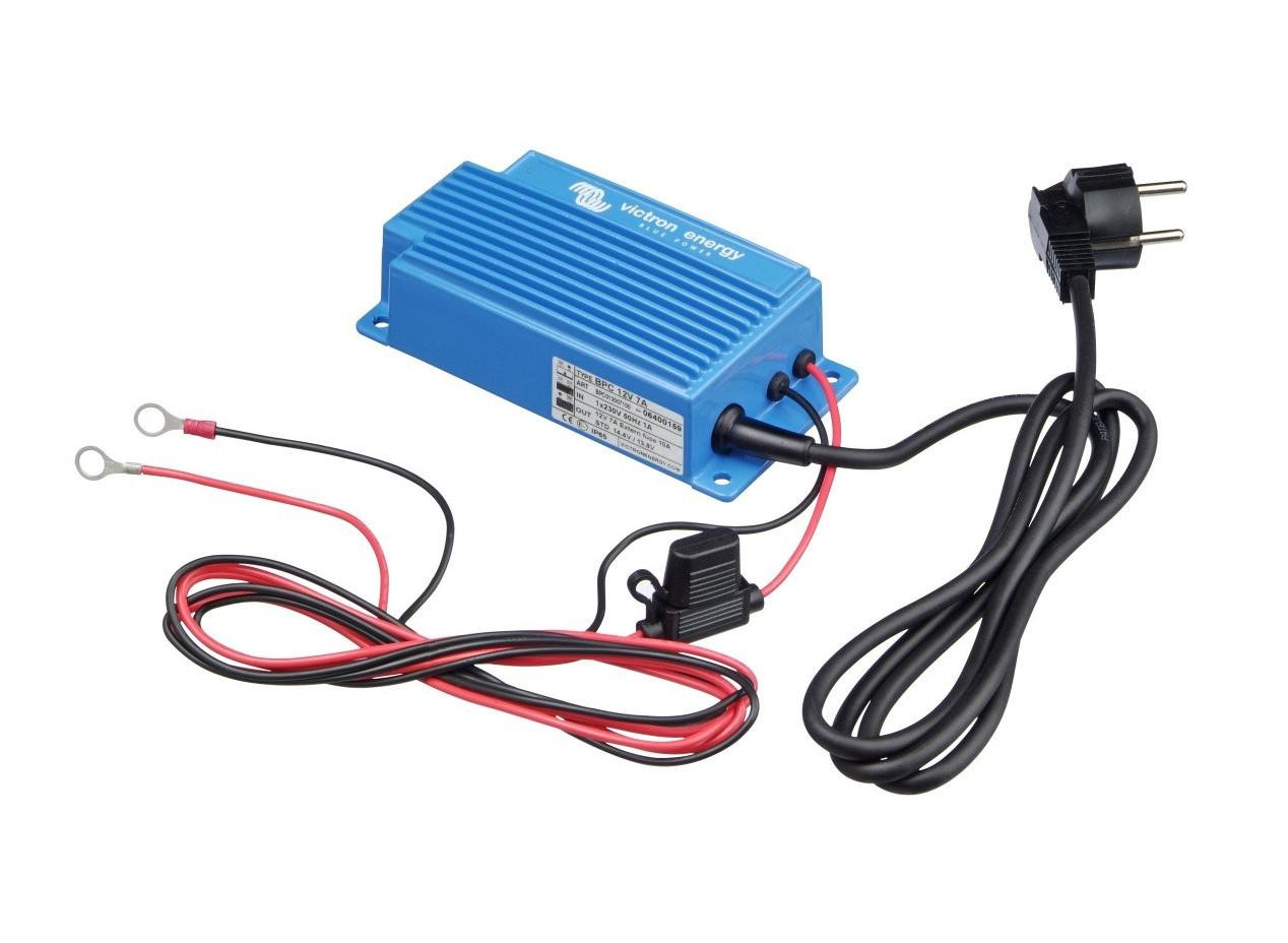 Aperçu du produit CHARGEUR DE BATTERIE VICTRON BLUE POWER 12 VOLTS 7A IP65 WATERPROOF