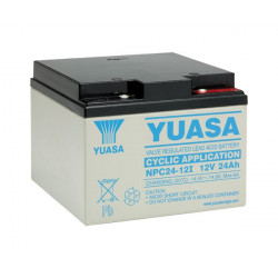 Aperçu du produit BATTERIE YUASA  NPC24-12I