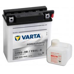 Aperçu du produit BATTERIE MOTO VARTA 12V YB5L-B