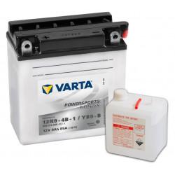 Aperçu du produit BATTERIE MOTO VARTA 12V YB9-B