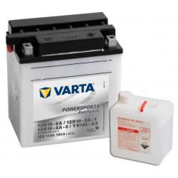 Aperçu du produit BATTERIE MOTO VARTA 12V YB10L-A2
