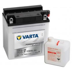 Aperçu du produit BATTERIE MOTO VARTA 12V YB10L-B2