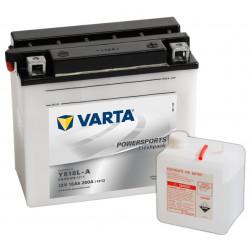 Aperçu du produit BATTERIE MOTO VARTA 12V YB18L-A
